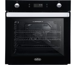 BI602MFPY Electric Oven - Black