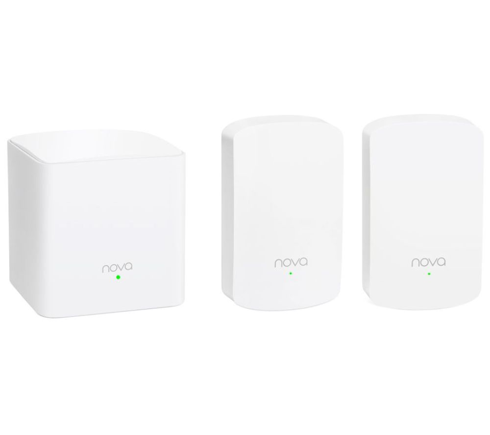 TENDA Nova MW5 Whole Home WiFi System - Triple Pack
