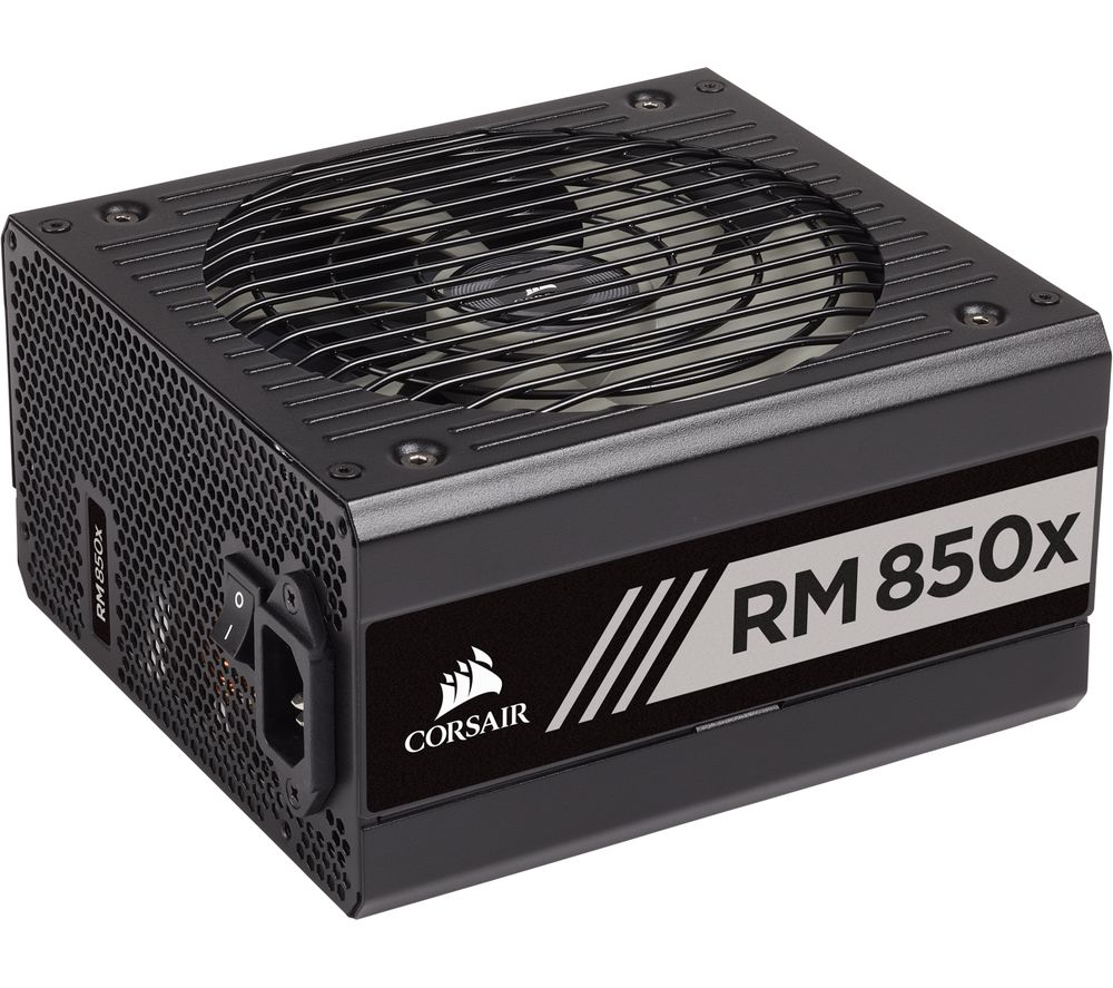 Image of CORSAIR RM850x Modular ATX PSU - 850 W
