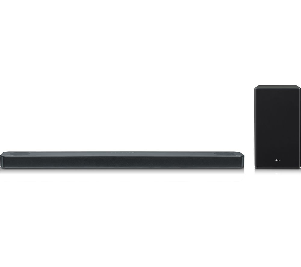 LG SL8YG 3.1.2 Wireless Sound Bar with Dolby Atmos & Google Assistant