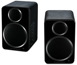 DS-2 Active Desktop Bluetooth Speakers - Black