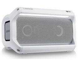 LG PK5W XBOOM Go Portable Bluetooth Speaker - White