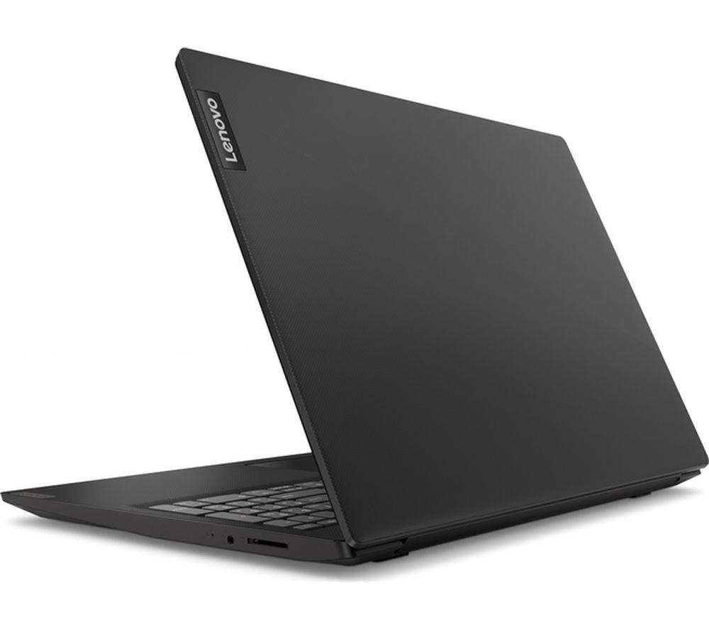 "LENOVO IdeaPad S145-15API 15.6"" AMD Athlon Laptop - 128 GB SSD, Black"