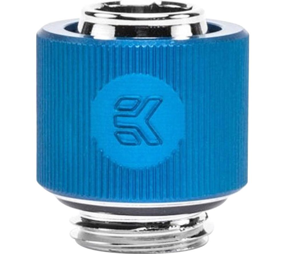 EK COOLING EK-ACF Fitting - 10/13 mm, Blue