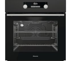 O521ABUK Electric Oven - Black