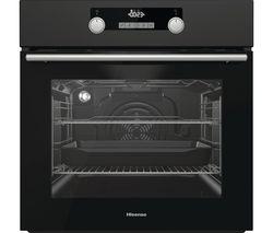 HISENSE O521ABUK Electric Oven - Black