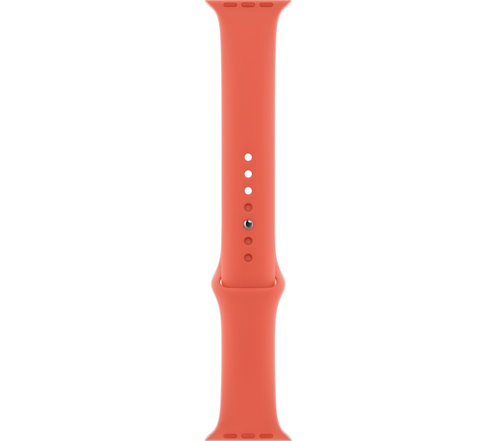 Image of APPLE Watch 44 mm Sport Band - Clementine