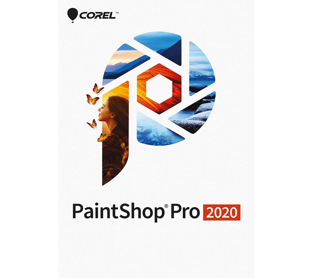 COREL PaintShop Pro 2020 Mini Box