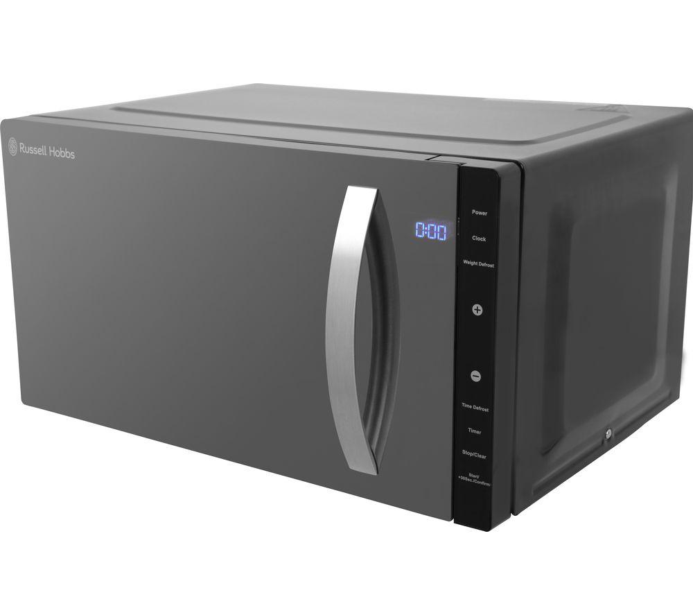 Russell Hobbs RHFM2363B Flatbed Microwave - Black