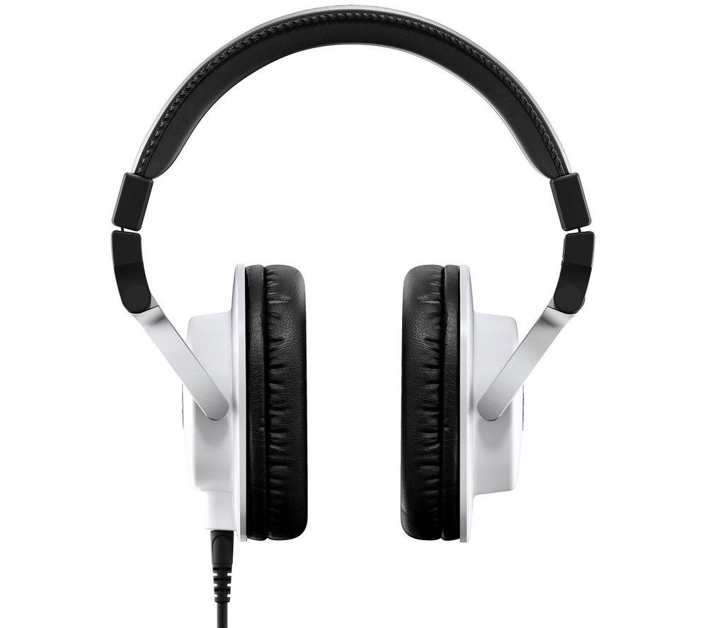 YAMAHA HPH-MT5 Studio Monitor Headphones - White
