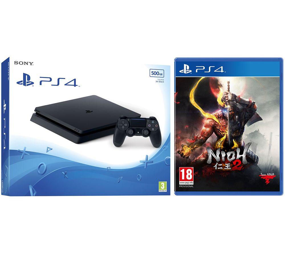 SONY PlayStation 4 & Nioh 2 Bundle