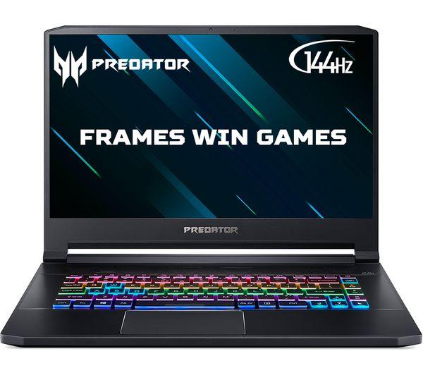 "Image of ACER Predator Triton 500 15.6"" Gaming Laptop - Intelu0026regCore i7, RTX 2070, 1 TB SSD"
