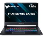 £1499, ACER Predator Triton 500 15.6inch Gaming Laptop - Intel® Core™ i7, RTX 2070, 1 TB SSD, Intel® Core™ i7-10750H Processor, RAM: 16GB / Storage: 1 TB SSD, Graphics: NVIDIA GeForce RTX 2070 MaxQ 8GB, 232 FPS when playing Fortnite at 1080p, Full HD screen / 144 Hz,
