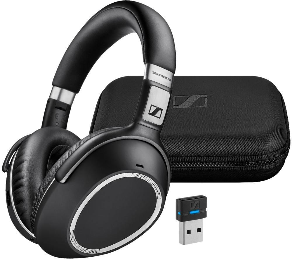 Image of SENNHEISER MB 660 UC MS Wireless Headset - Black, Black