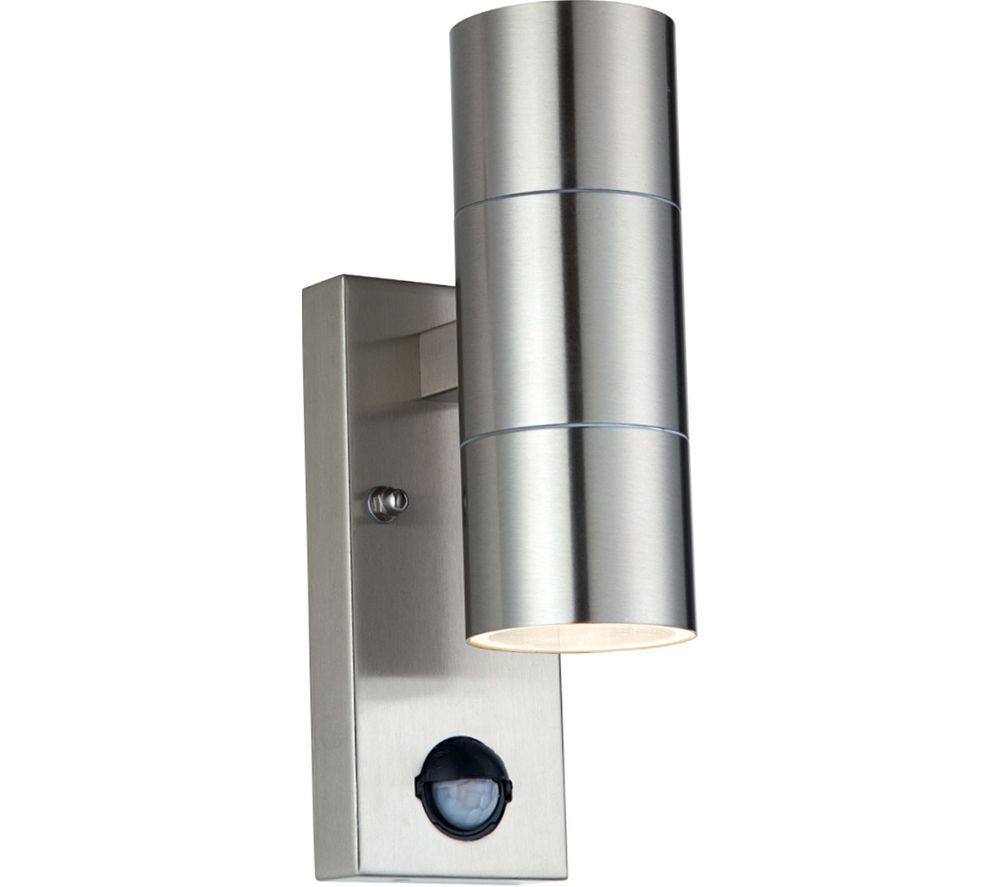 NEXUS LEXDSSUDPIR Wall Lamp - GU10, Silver