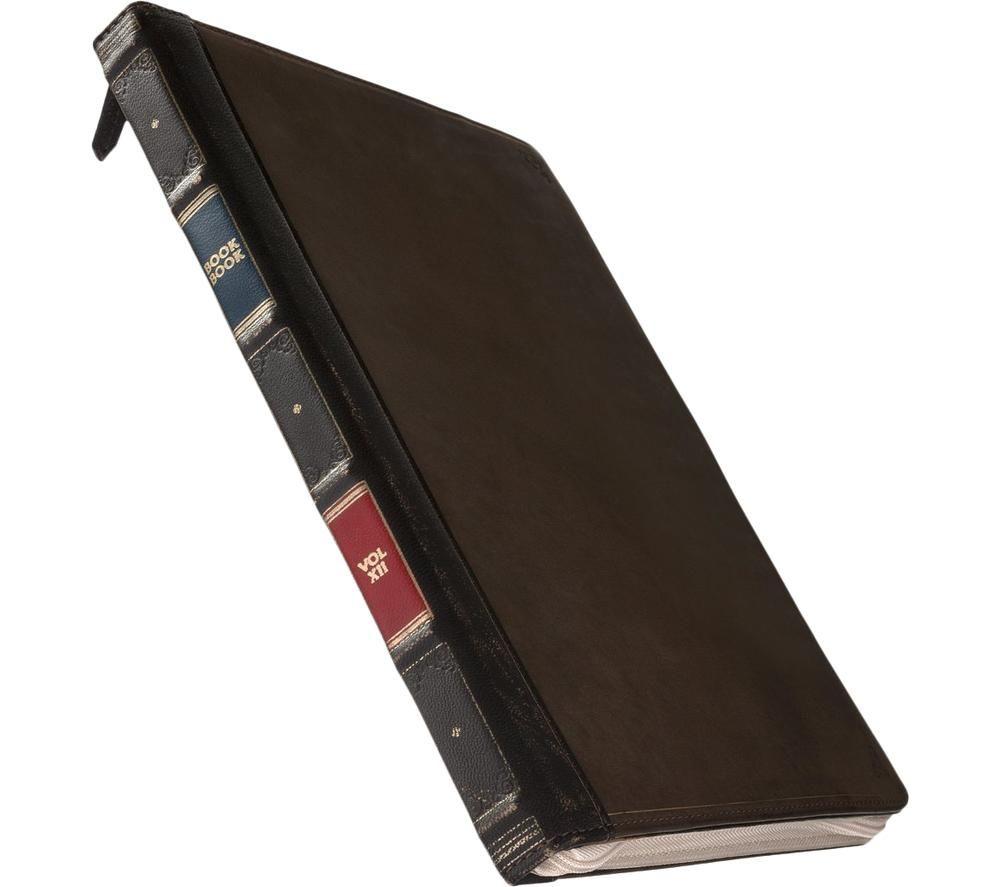 """TWELVE SOUTH BookBook vol. 2 12.9"""" iPad Pro Leather Folio Case - Brown"""