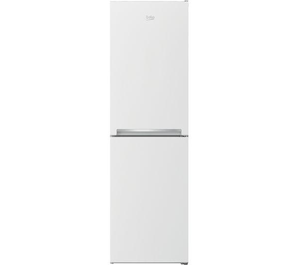 Image of BEKO CSG3582W 50/50 Fridge Freezer - White