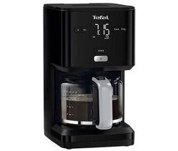 Smart N Light Filter Coffee Machine - Black