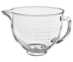 5KSM5GB 4.7 Litre Mixing Bowl - Glass