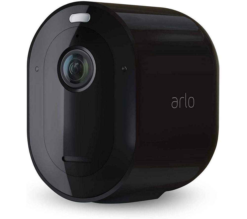 ARLO Pro 3 2K HDR WiFi Add-On Security Camera - Black, Black