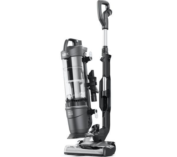 VAX Air Lift Drive Upright Bagless Vacuum Cleaner - Silver