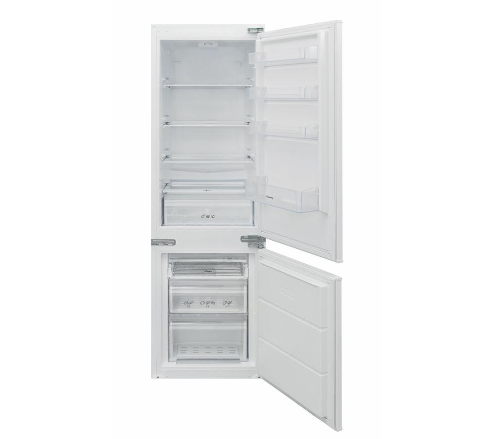 CANDY BCBF 174 FTK/N Integrated 70/30 Fridge Freezer - Sliding Hinge