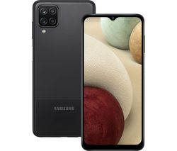 Galaxy A12 - 64 GB, Black