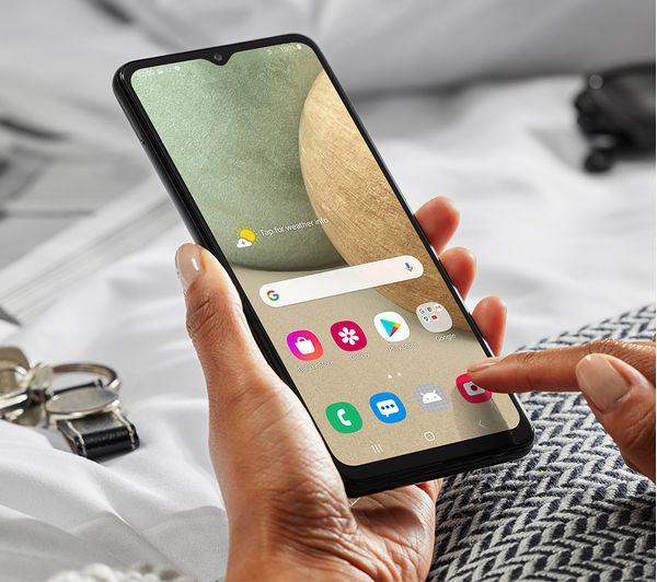 Samsung Galaxy A12 - 64 GB, Black 3