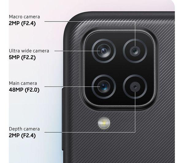 Samsung Galaxy A12 - 64 GB, Black 6