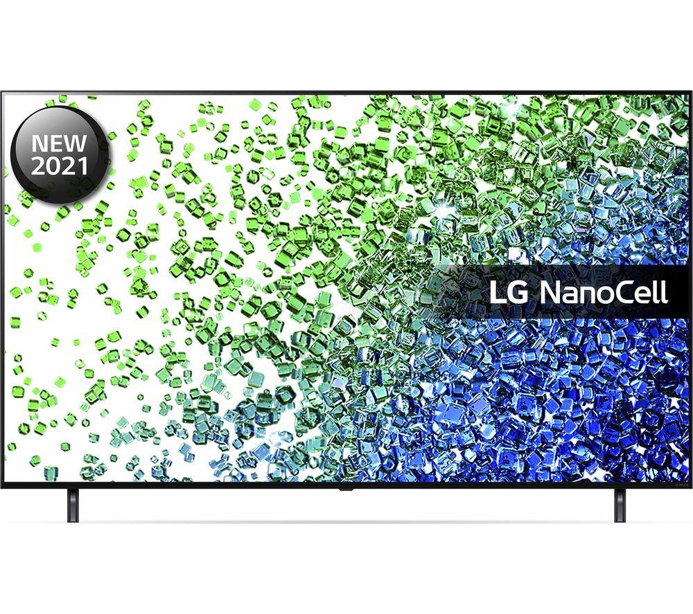"LG 65NANO806PA 65"" Smart 4K Ultra HD HDR LED TV with Google Assistant & Amazon Alexa"