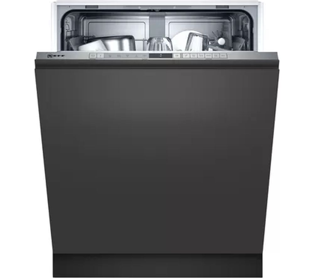 NEFF N30 S153ITX02G Full-size Fully Integrated WiFi-enabled Dishwasher