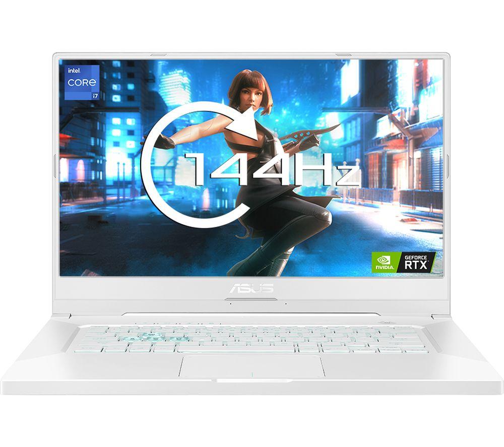 "Image of ASUS TUF Dash F15 15.6"" Gaming Laptop - Intel®Core™ i7, RTX 3060, 512 GB SSD"