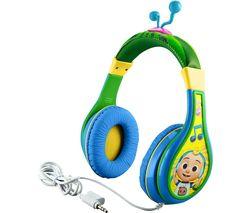 Cocomelon CO-140 Kids Headphones - Green