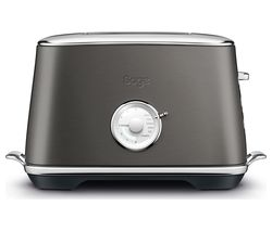 The Toast Select Luxe BTA735 2-Slice Toaster - Black Stainless Steel