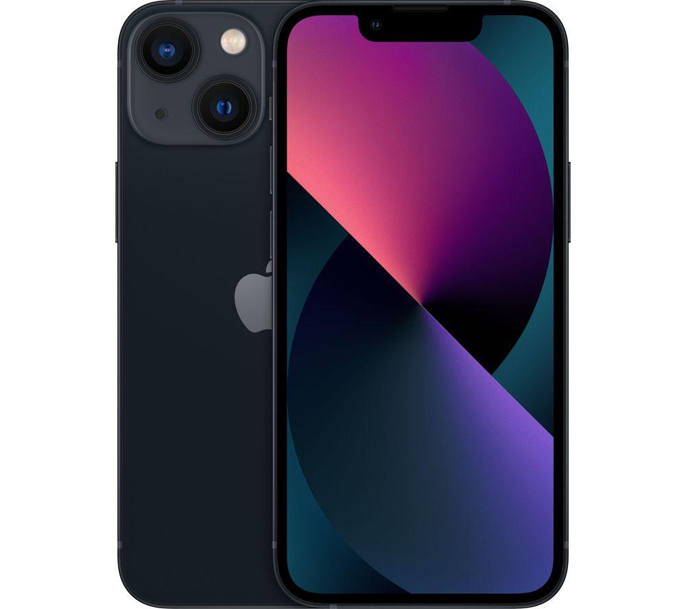 APPLE iPhone 13 mini - 128 GB, Midnight