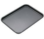 MASTER CLASS KCMCHB54 24 cm Non-stick Baking Tray - Black