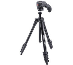 MKCOMPACTACN-BK Compact Action Tripod - Black