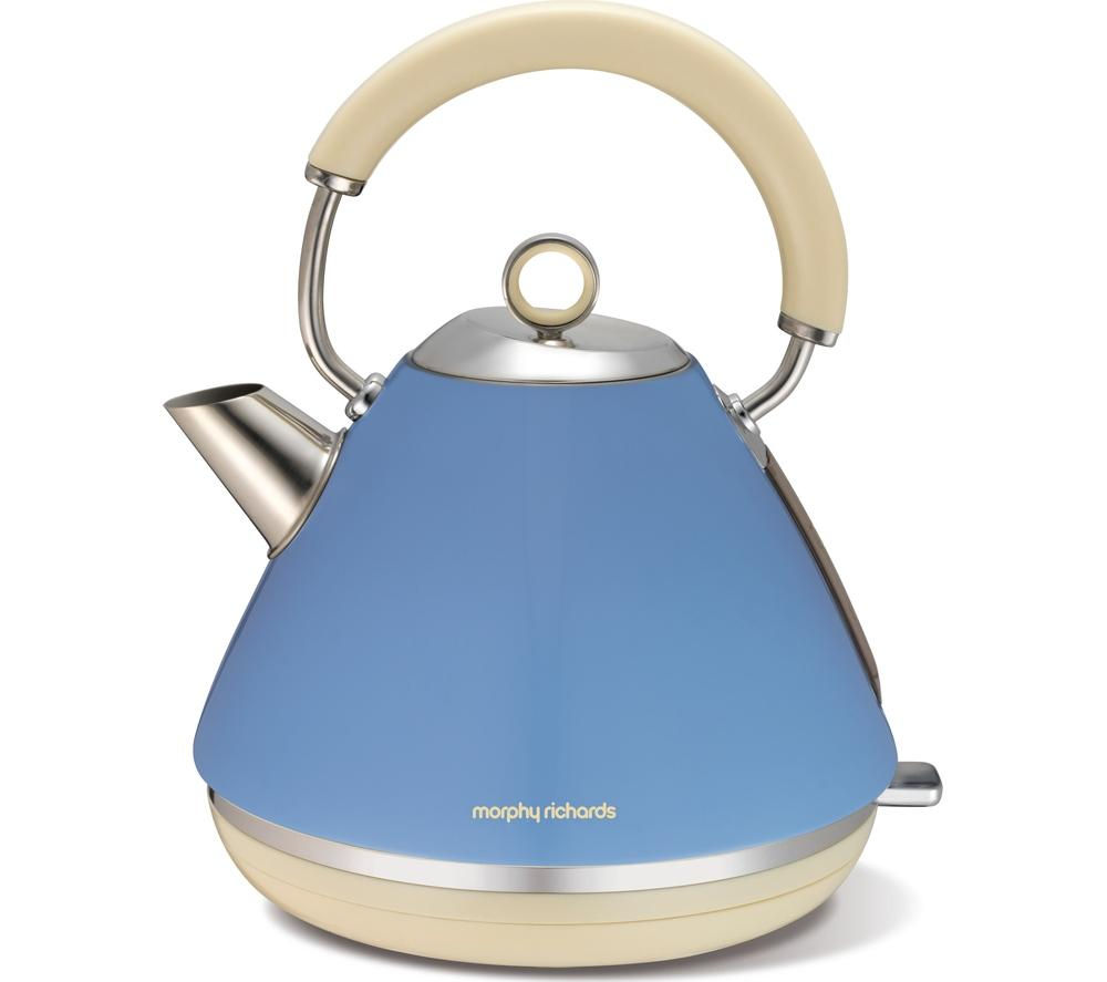 MORPHY RICHARDS Accents 102010 Traditional Kettle - Cornflower Blue