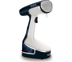 TEFAL Access Steam DR8085 Hand Steamer - Blue & White