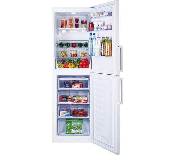 Beko Cfp1691w 50 Fridge Freezer White