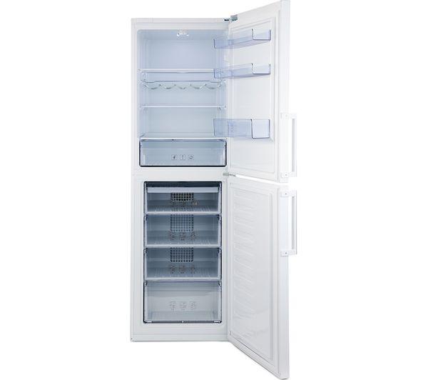Buy Beko Cfp1691w 50 50 Fridge Freezer White Free