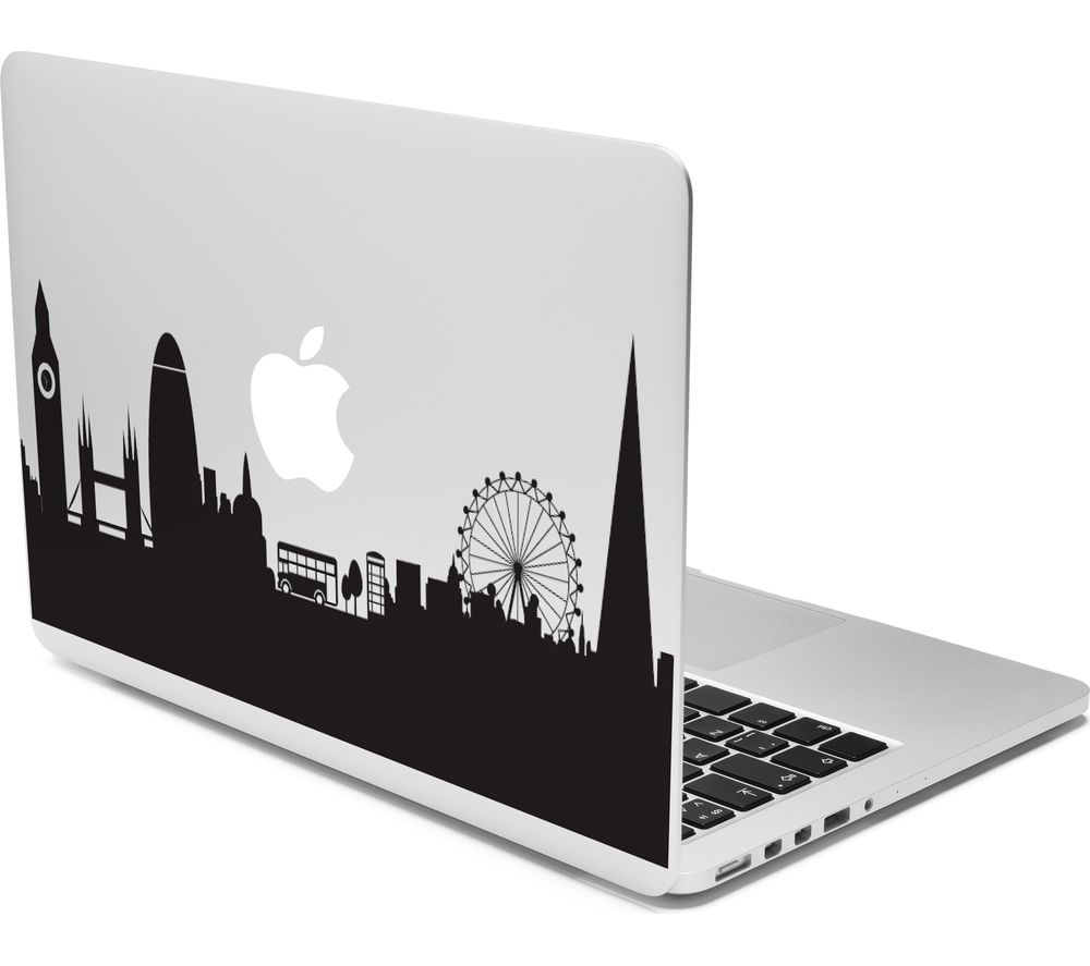 "CASEIT 13"" MacBook London Skyline Decal"