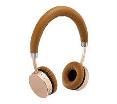 GOJI COLLECTION Wireless Bluetooth Headphones - Rose Gold