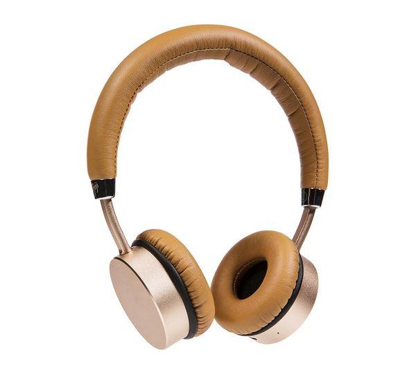 Buy Goji Collection Wireless Bluetooth Headphones Rose