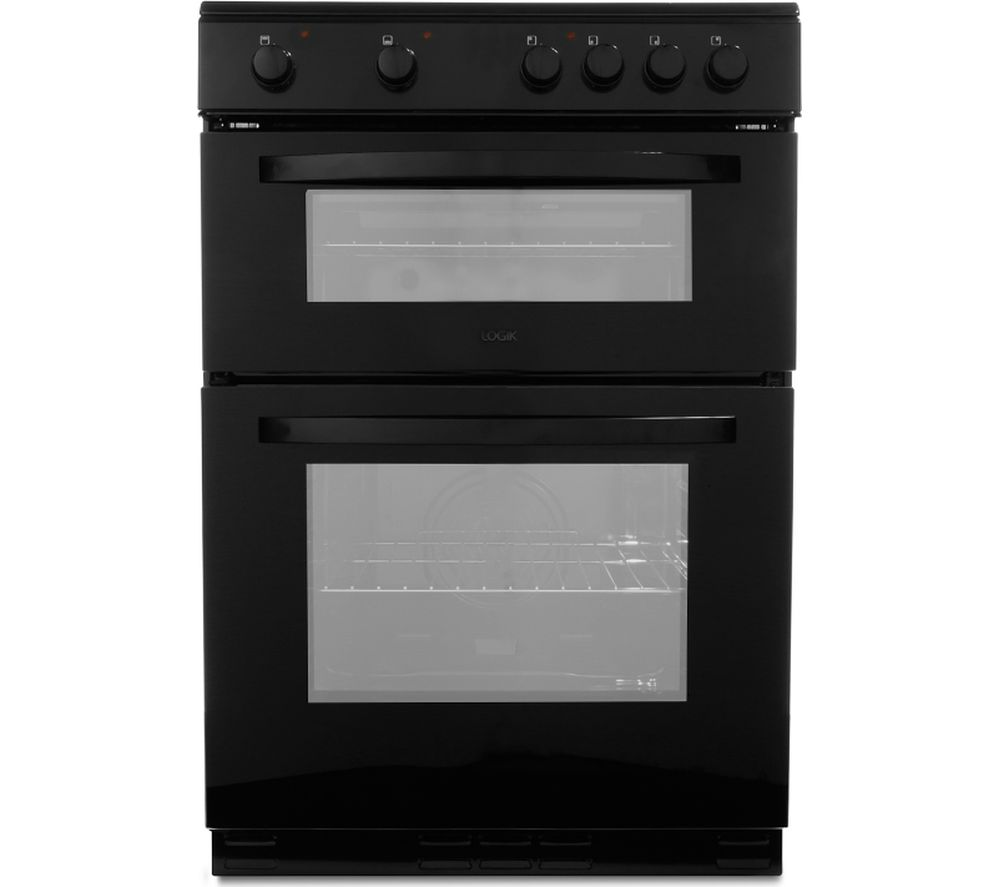 LOGIK LFTC60B16 Electric Cooker - Black