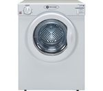 WHITE KNIGHT C38AW Vented Tumble Dryer - White