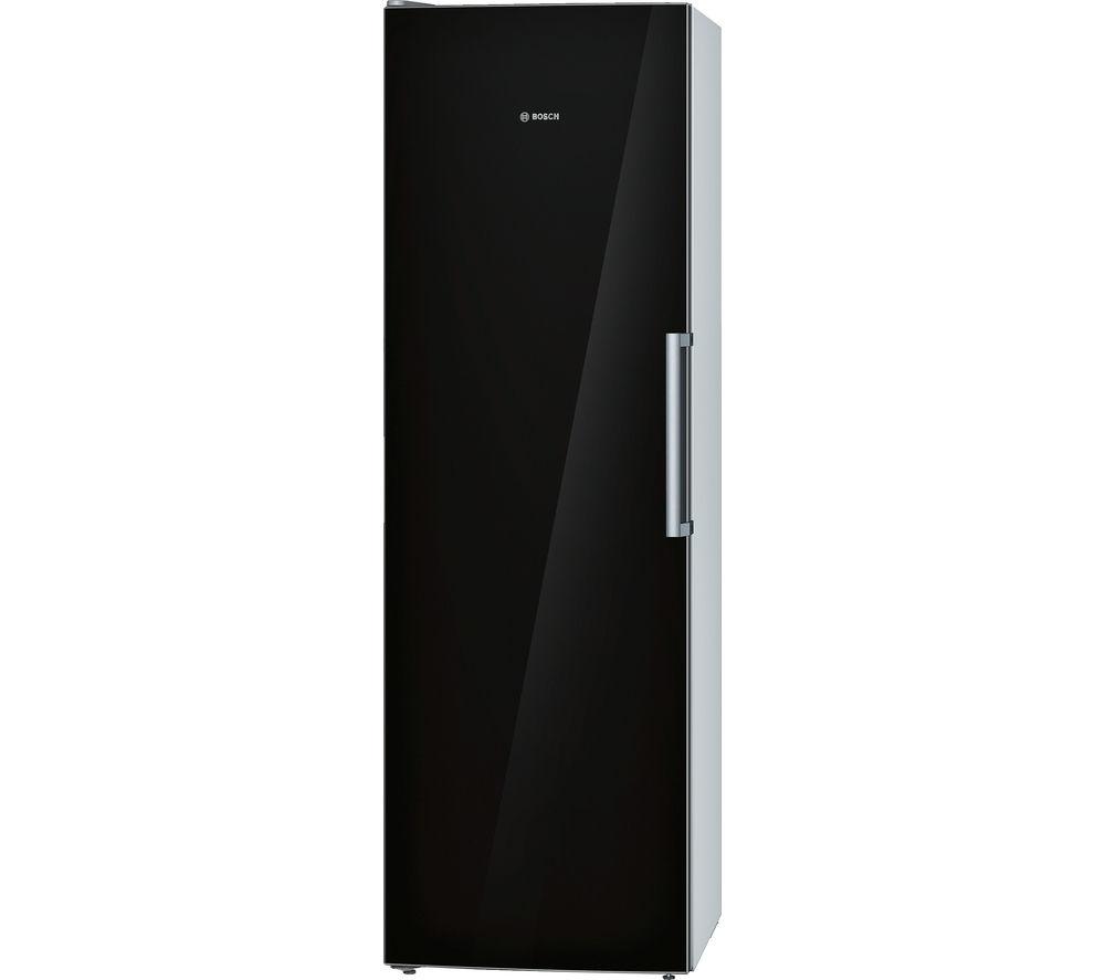 BOSCH Serie 4 KSV36VB30G Tall Fridge - Black