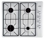 BELLING GHU60GE Gas Hob - White