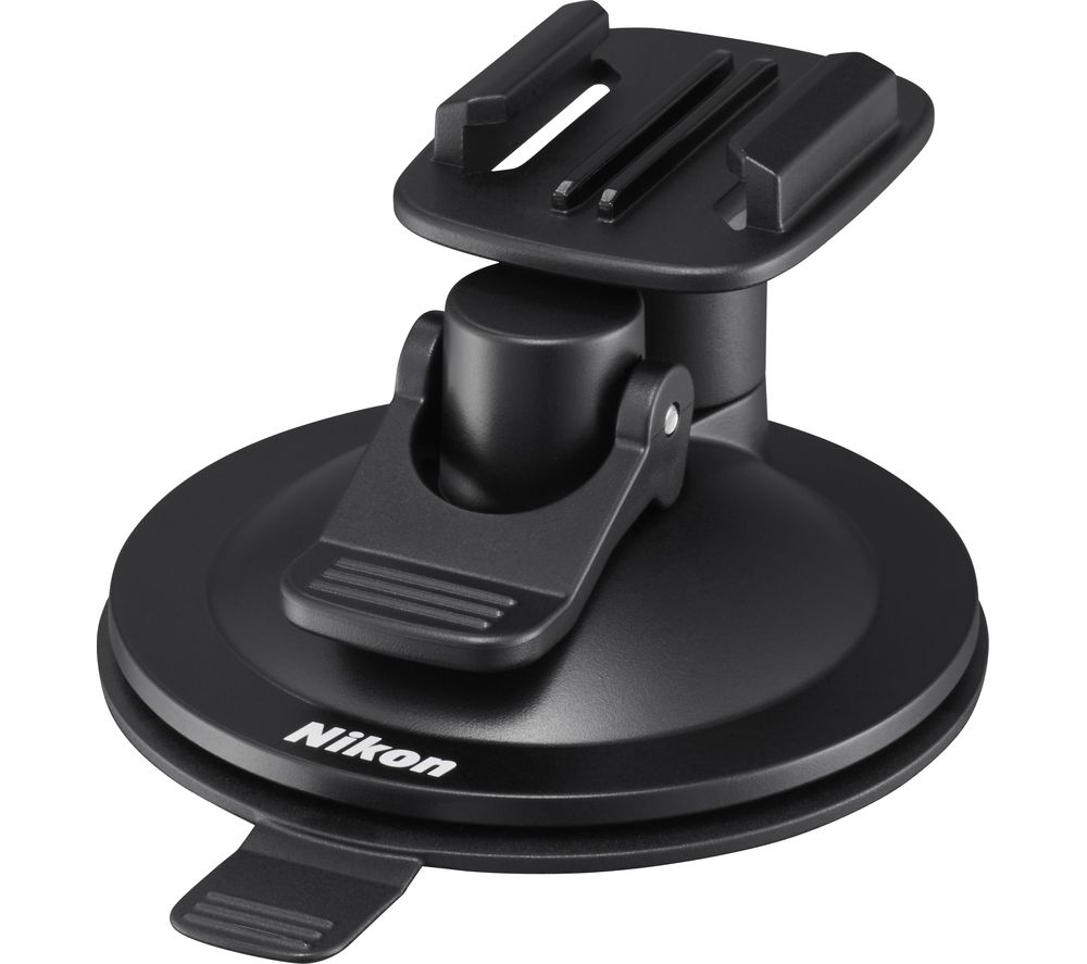 NIKON AA-11 Suction Cup Mount - Black, Black