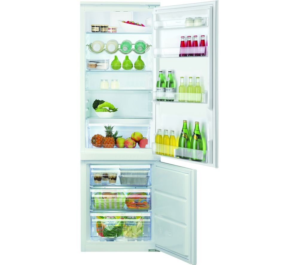Compare prices for Hotpoint HMCB 7030 AA D F Integrated Fridge Freezer